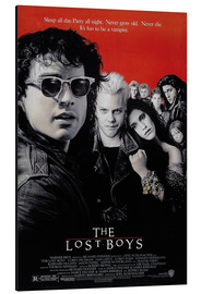 Aluminium print  The Lost Boys - Entertainment Collection