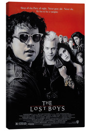 Canvas print  The Lost Boys - Entertainment Collection
