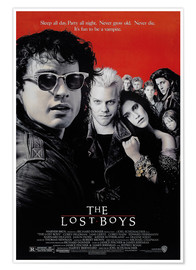 Premium poster  The Lost Boys - Entertainment Collection