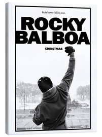 Canvas print  Rocky Balboa - Entertainment Collection