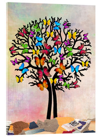 Acrylic print  Tree - Mark Ashkenazi