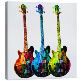 Canvas  Guitars - Mark Ashkenazi