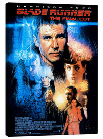Canvas print  Blade Runner - Entertainment Collection