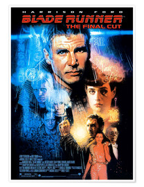 Premium poster  Blade Runner - Entertainment Collection