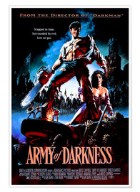 Premium poster Army of Darkness