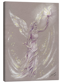 Canvas print  Angel of Hope - Marita Zacharias