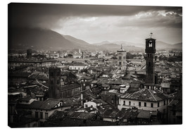 Canvas print  Lucca - Tuscany - Alexander Voss