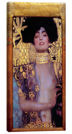 Canvas  Judith and Holofernes - Gustav Klimt