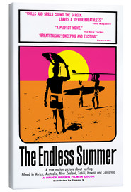 Canvas print  The Endless Summer