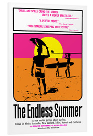 Foam board print  The Endless Summer - Entertainment Collection