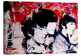 Canvas  The Beatles - Michiel Folkers