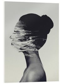 Acrylic print  gone - Andreas Lie