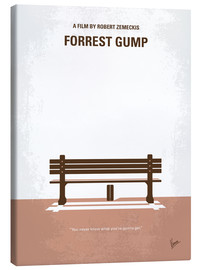 Canvas print  Forrest Gump - chungkong