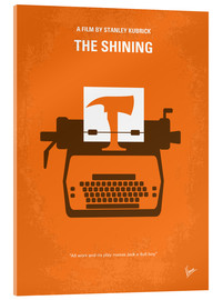 Acrylic print  The Shining - chungkong