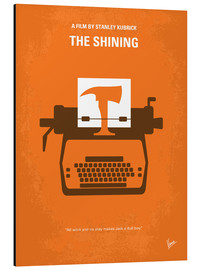 Aluminium print  The Shining - chungkong