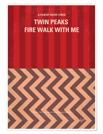 Premium poster Twin Peaks - Fire Walk With Me