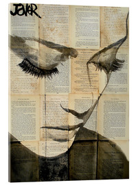 Acrylic glass  Birds - Loui Jover