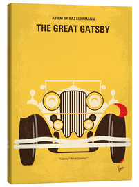 Canvas print  The Great Gatsby movie poster - chungkong