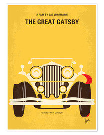 Poster The Great Gatsby movie poster
