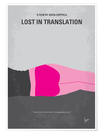 Premium poster  Lost in Translation - chungkong