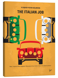 Canvas print  The Italian Job - chungkong