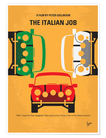 Premium poster  The Italian Job - chungkong