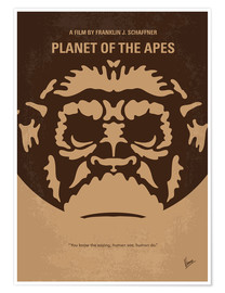 Premium poster Planet Of The Apes