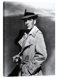 Canvas print  Humphrey Bogart in Sirocco