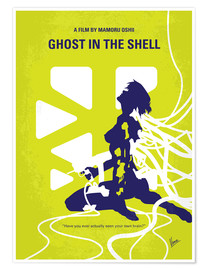 Premium poster  Ghost In The Shell - chungkong