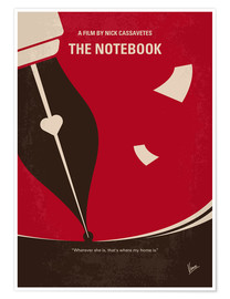 Premium poster The Notebook