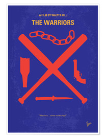 Premium poster The Warriors