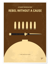 Premium poster Rebel Without A Cause