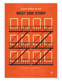 Premium poster West Side Story