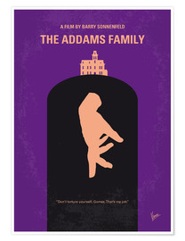 Premium poster The Addams Family