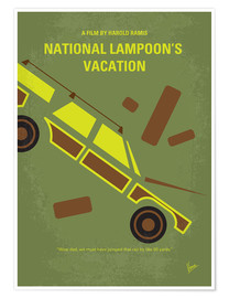 Premium poster National Lampoon's Vacation