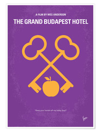 Premium poster  The Grand Budapest Hotel - chungkong