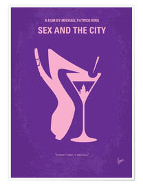 Premium poster Sex And The City