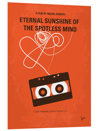 Foam board print  Eternal Sunshine of the Spotless Mind - chungkong