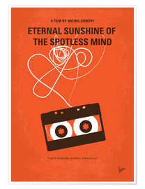 Premium poster Eternal Sunshine of the Spotless Mind