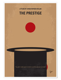 Poster  The Prestige - chungkong