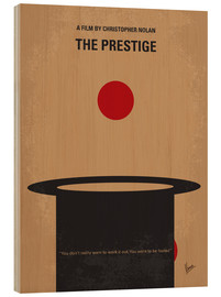 Wood print  The Prestige - chungkong