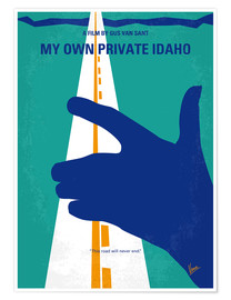 Premium poster My Own Private Idaho