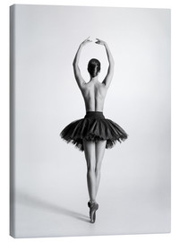 Canvas print  Dance balance