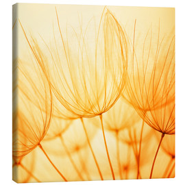 Canvas print  golden chalices
