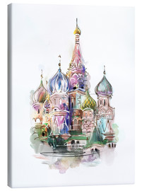 Canvas print  St. Basil's Cathedral