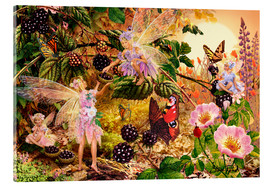Acrylic print  Autumn Fairies - Steve Read