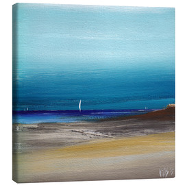Canvas print  North Sea - Vittorio Vitale