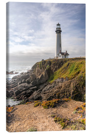 Canvas print  Pigeon Point Lighthouse