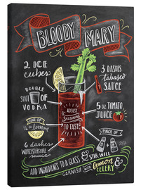 Canvas  Bloody Mary recipe - Lily & Val
