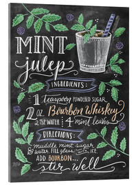 Lily & Val - Mint Julep recipe